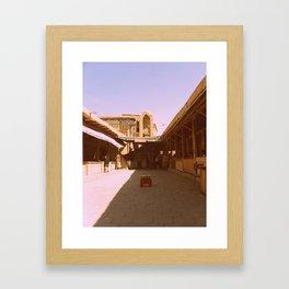 Consumer Society #2 Framed Art Print