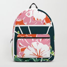 Geranium Study  Backpack