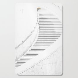 Stairway Illustration Cutting Board