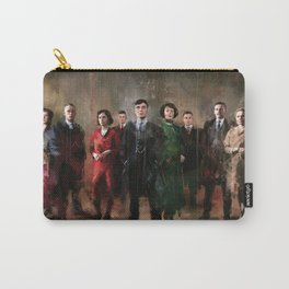 Shelby family Carry-All Pouch