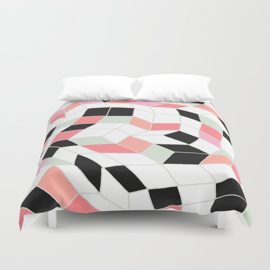 Abstract 06 Duvet Cover