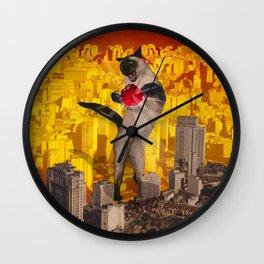 Catomic Wall Clock