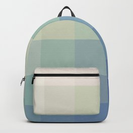 Mosaic Teal Ice Backpack
