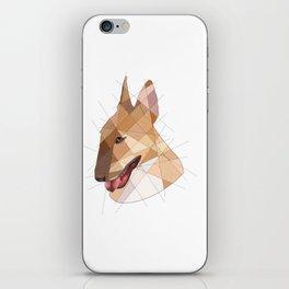 Bull Terrier iPhone Skin