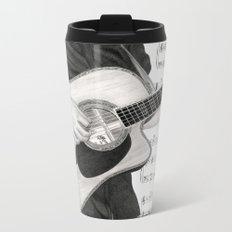 A Few Chords Metal Travel Mug
