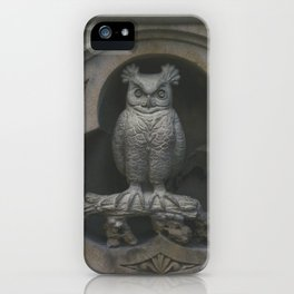Owl Be The Judge of That iPhone Case