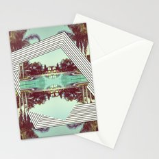 Tropics Trip Stationery Cards