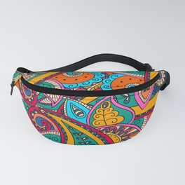 African Style No22 Fanny Pack