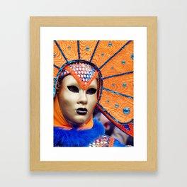 Costumé 6 Framed Art Print