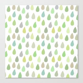 waterdrops (5) Canvas Print