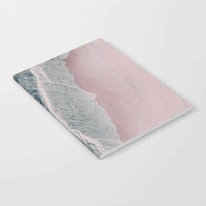Sands of Cameo Pink Notebook