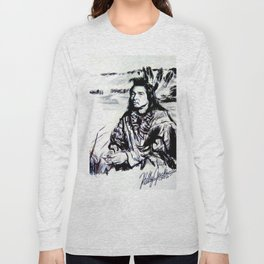 Native Presence Long Sleeve T-shirt