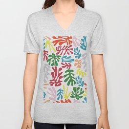Matisse Pattern 004 Unisex V-Neck