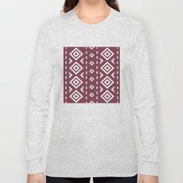 Indian Designs 139 Long Sleeve T-shirt