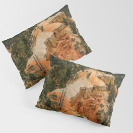 Piracy Point in Bryce Canyon National Park Pillow Sham
