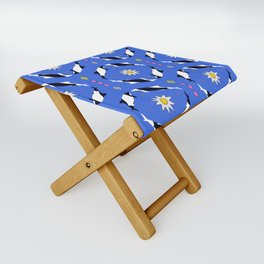 Las Toninas II Folding Stool