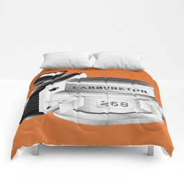 Carburetor Comforters