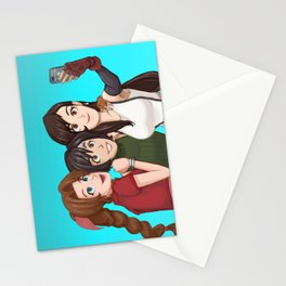 Selfie! Ft. The ladies of FF Stationery Cards