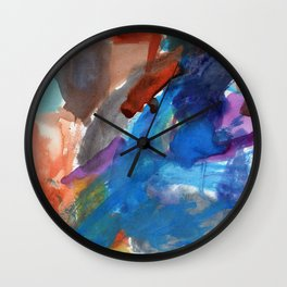 Josiah #1 Wall Clock