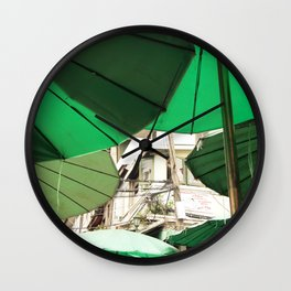Sunshade sunshades Wall Clock
