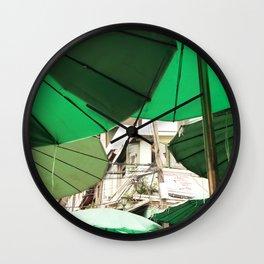 Sunshade sunshades Wall Clock