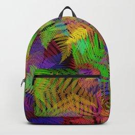 Fern Color Backpack