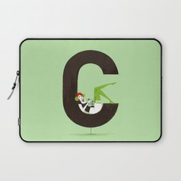 Carla & Din Laptop Sleeve