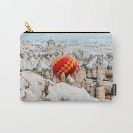 Blown Away   Cappadocia, Turkey Carry-All Pouch