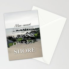 Coney Island Quote Stationery Cards