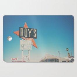 Roys Motel & Cafe ... Cutting Board