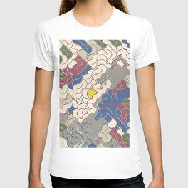 Abstract Geometric Artwork 82 T-shirt