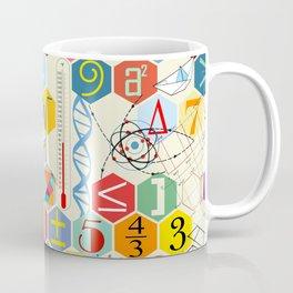 Math in color Coffee Mug