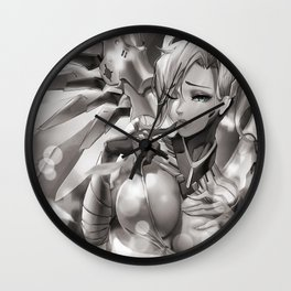 Sexy Mercy II Wall Clock