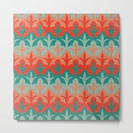 Citrous Flora Metal Print