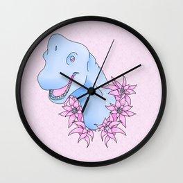 Brachio-Florist Wall Clock