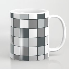 Square compound pattern Coffee Mug
