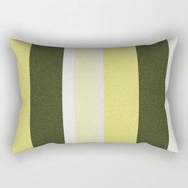 Cactus Garden Stripes 3V Rectangular Pillow