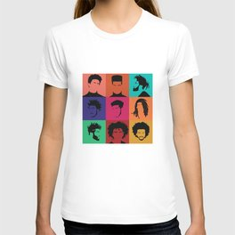 FOR COLORED BOYS COLLECTION COLLAGE T-shirt