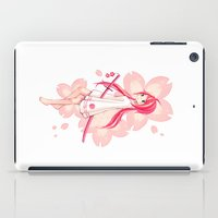 sakura iPad Cases featuring Sakura by Freeminds