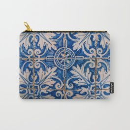 Spanish Tiles II Carry-All Pouch