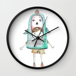 kid Wall Clock