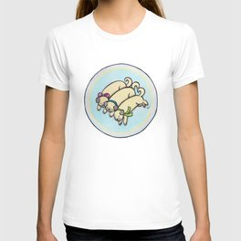 Snug as a Pug on a Rug T-shirt