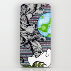 Earthling iPhone Skin