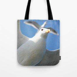 Flight buddies! Tote Bag