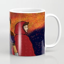 TW Fairy tale Au  Coffee Mug