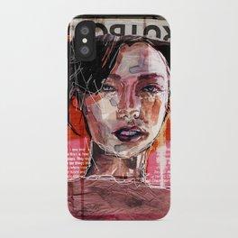 SENSUAL EVERAFTER iPhone Case