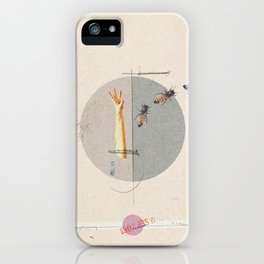 Gravity | Collage iPhone Case