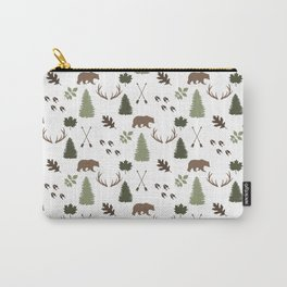 Woodland - Mist Carry-All Pouch