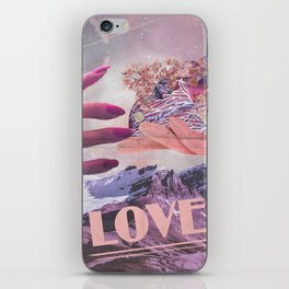 inlove iPhone Skin