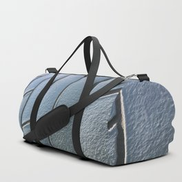 London Brick Wall Photography Duffle Bag